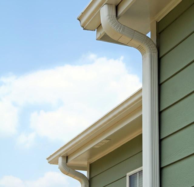 Eavestrough Installation Calgary Alfa Roofing Amp Siding
